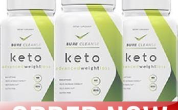 Sure Cleanse Keto Pills Reviews