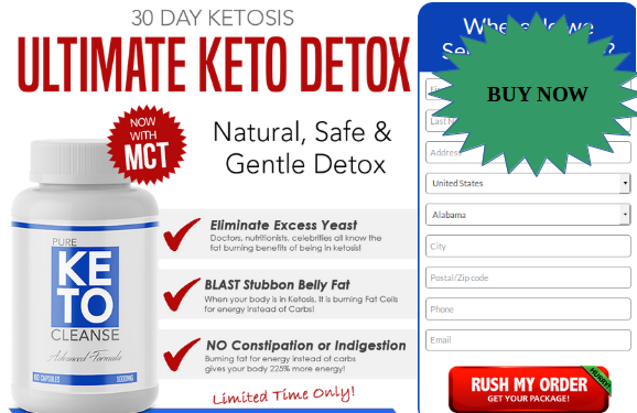 Fresh Keto Cleanse Weight Loss Supplement